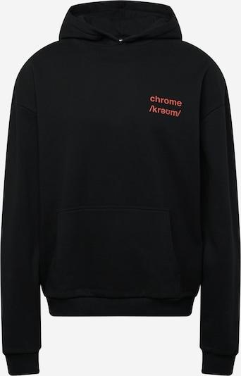 9N1M SENSE Sweatshirt 'Chrome' in Red / Black / White, Item view