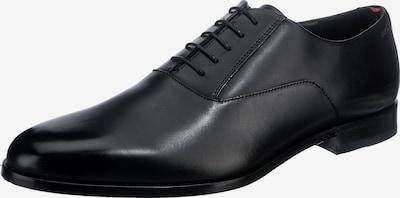 HUGO Schnürschuh in schwarz, Produktansicht