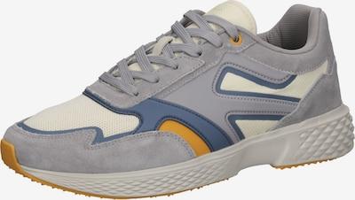 CAMEL ACTIVE Sneaker in senf / grau / weiß, Produktansicht