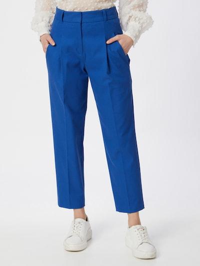s.Oliver BLACK LABEL Kalhoty s puky - modrá, Model/ka
