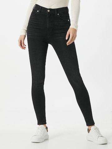 Dr. Denim Jeans 'Moxy' i svart
