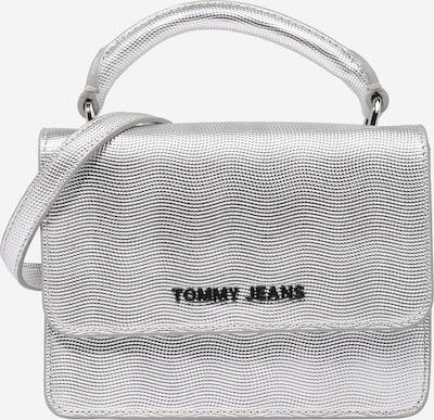 Tommy Jeans Torba preko ramena 'FEMME' u srebro, Pregled proizvoda