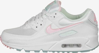 Nike Sportswear Sneaker 'Air Max 90' in mint / pastellpink / weiß, Produktansicht