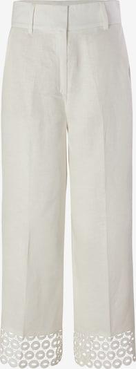 s.Oliver BLACK LABEL Hose in weiß, Produktansicht