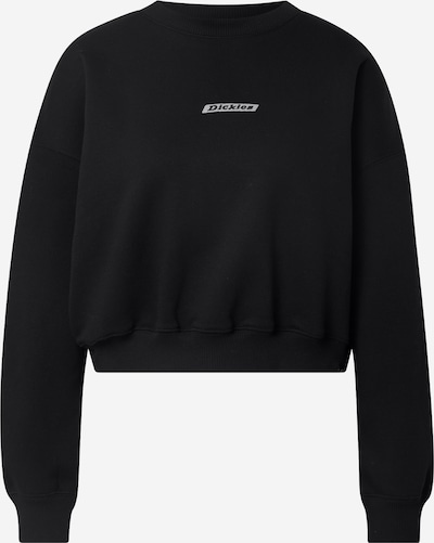 DICKIES Sweatshirt 'Ferriday' in Black / White, Item view