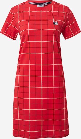 FILA Sukienka 'WINONA' w kolorze czerwony / czarny / białym, Podgląd produktu