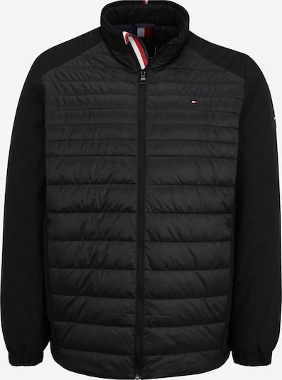 Tommy Hilfiger Big & Tall Jacke in schwarz, Produktansicht