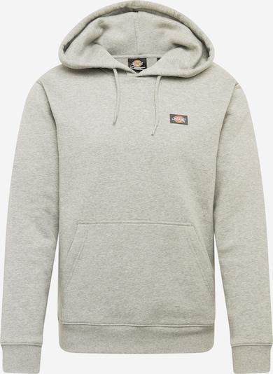 DICKIES Sweatshirt 'Oakport' in de kleur Grijs gemêleerd, Productweergave