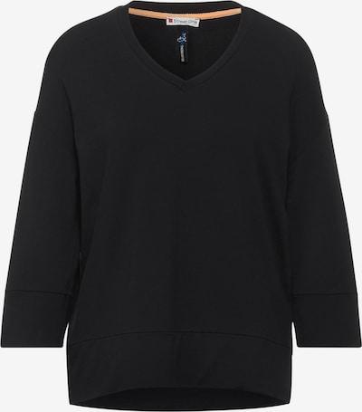 STREET ONE Shirt in schwarz, Produktansicht
