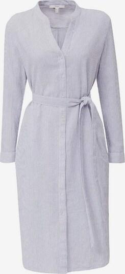 ESPRIT Blousejurk in de kleur Blauw / Wit, Productweergave