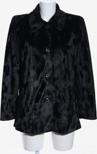 Bea Tricia Kunstfellmantel in M in schwarz, Produktansicht