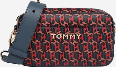 Geantă de umăr TOMMY HILFIGER pe marine / somon / roșu, Vizualizare produs