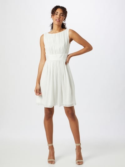 SWING Kleid in offwhite, Modelansicht