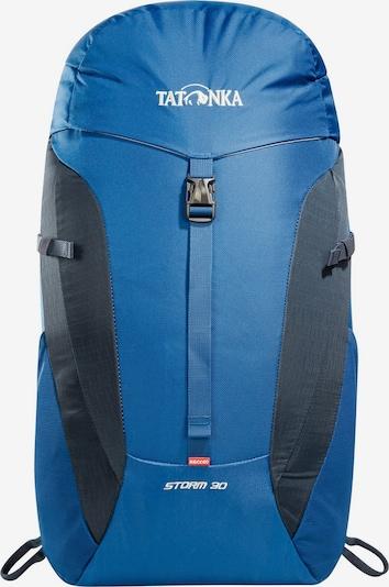 TATONKA Sportrugzak 'Storm 30 ' in de kleur Blauw / Nachtblauw / Wit, Productweergave