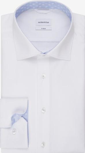 SEIDENSTICKER Business Hemd ' X-Slim ' in weiß, Produktansicht