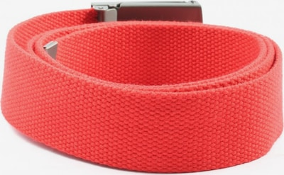 Urban Classics Belt in XS-XL in Red, Item view