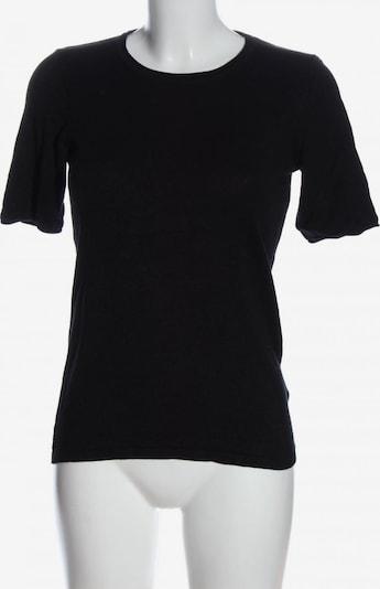 UP2FASHION Strickshirt in M in schwarz, Produktansicht