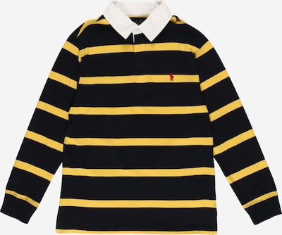 Tricou Polo Ralph Lauren pe galben / negru, Vizualizare produs