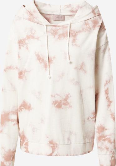 Cartoon Sweat-shirt en rosé / blanc, Vue avec produit