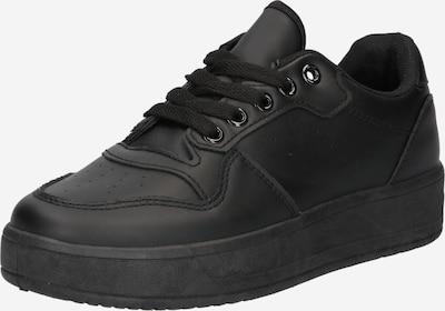 Sneaker low Missguided pe negru, Vizualizare produs