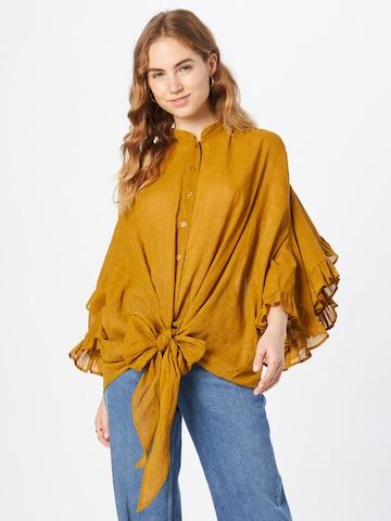 Mes Demoiselles - Blusa en amarillo