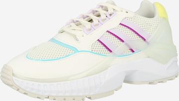 ADIDAS ORIGINALS Platform trainers 'WAVIAN' in White