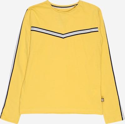 LEMON BERET Shirt in gelb / schwarz / silber / weiß, Produktansicht