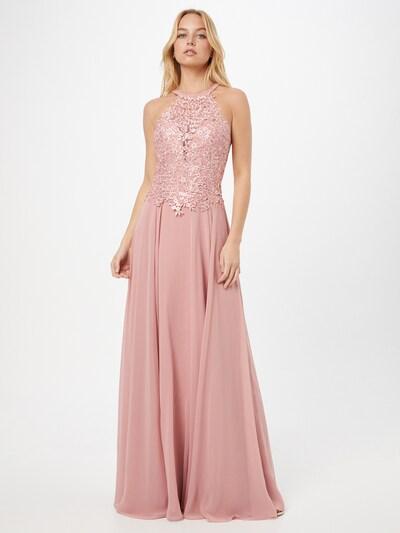 LUXUAR Kleid in rosa, Modelansicht