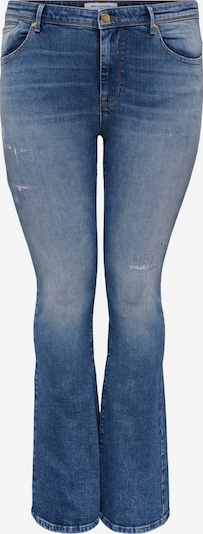 ONLY Carmakoma Jeans in blau, Produktansicht