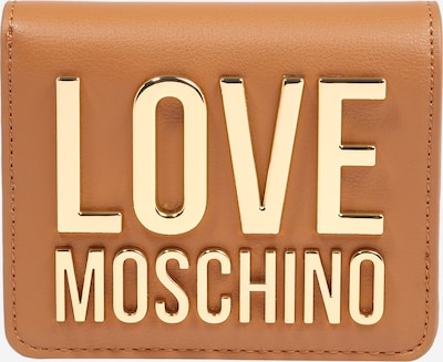 Love Moschino Rahakott konjak / Kuld, Tootevaade