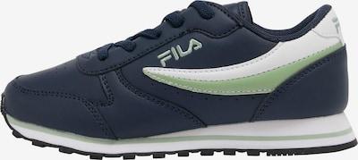 FILA Sneaker in navy / mint / weiß, Produktansicht