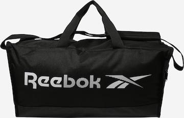 Reebok Sport Sports Bag in Black