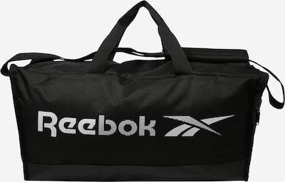 REEBOK Športová taška - čierna / biela, Produkt