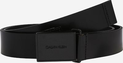 Calvin Klein Cinturón en negro, Vista del producto
