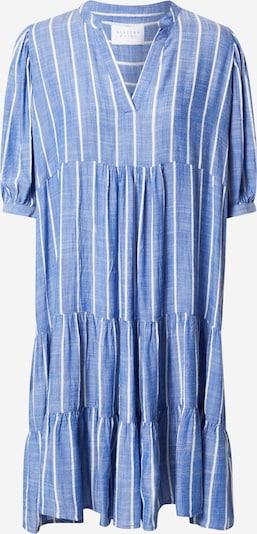 SISTERS POINT Kleid 'IBON' in blau / weiß, Produktansicht