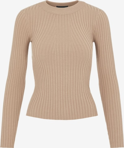 PIECES Sweater 'Crista' in Light brown, Item view