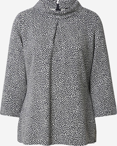 s.Oliver BLACK LABEL Блуза в черно / бяло, Преглед на продукта