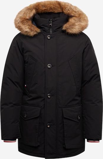 TOMMY HILFIGER Winterparka 'HAMPTON' in de kleur Zwart, Productweergave