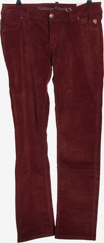 ROADSIGN Pants in XL in Red