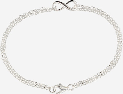 ELLI Armband 'Infinity' in silber, Produktansicht