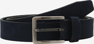 Lloyd Men's Belts Veloursledergürtel in blau, Produktansicht