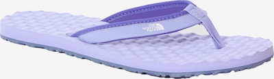 THE NORTH FACE T-bar sandals 'BASE CAMP MINI II' in Purple, Item view