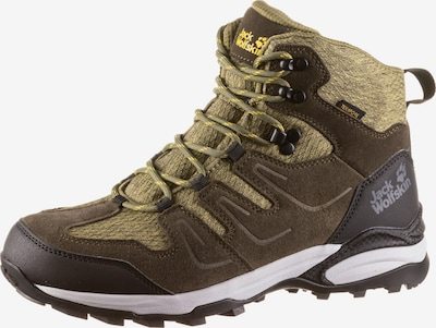 JACK WOLFSKIN Boots in Beige / Brown / Yellow / Grey / Black, Item view