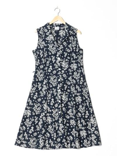 Damart Kleid in XL in dunkelblau, Produktansicht
