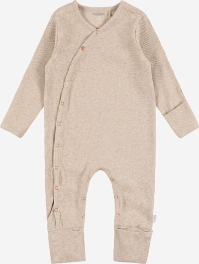 Noppies Pijama entero/body ' Skegness' en beige moteado, Vista del producto