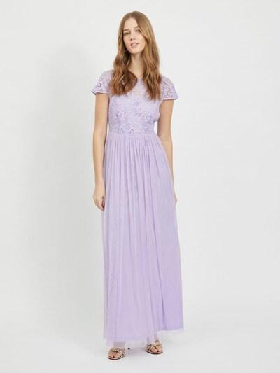 VILA Kleid in lila, Modelansicht