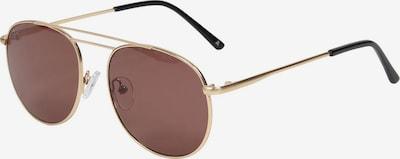 Scalpers Sonnenbrille in gold, Produktansicht