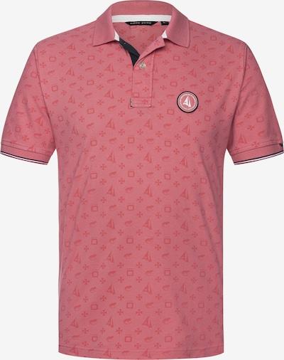 CODE-ZERO Poloshirt St Barth AOP Polo in pink, Produktansicht