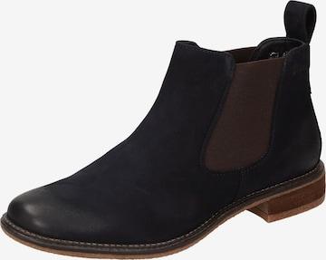 SIOUX Chelsea Boots 'Holmeira' in Blau
