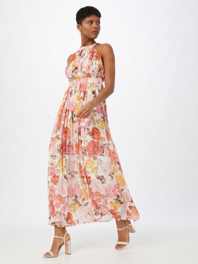 VILA Kleid 'Hibiscus' in mischfarben / weiß, Modelansicht